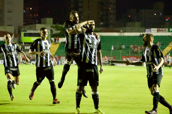 Ruan Renato, empatado com Pereira, fez 44 jogos e anotou 1 gol - Matheus Dias/FFC/divulgação