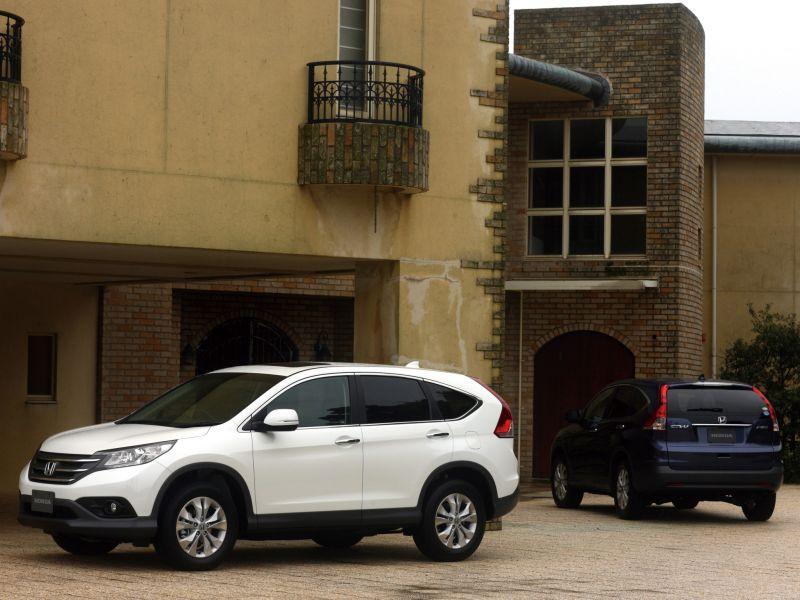 Honda CR-V EXL 2014 - R$ 74.890 - Foto: Divulgação - Foto: Divulgação/Garagem 360/ND