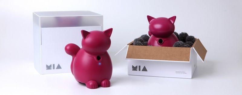 MIA: a assistente virtual inspirada na curiosidade dos gatos - Divulgação