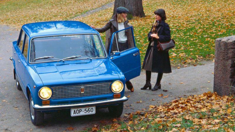 """Do tempo de Chernobyl: conheça os carros do antigo """"mundo socialista"""" - Foto: Divulgação"""