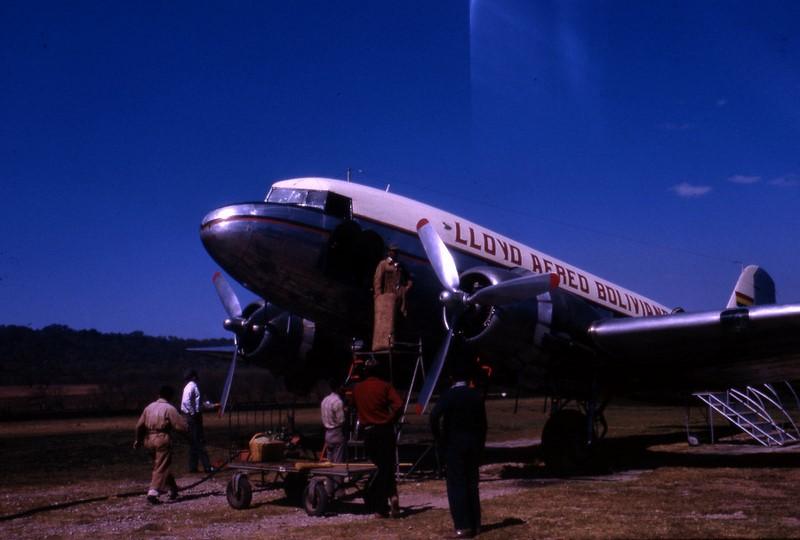 Lloyd Aereo Boliviano (LAB): fundada em 1925, foi uma das pioneiras do continente. A Vasp comprou a companhia em 1995, e passou a ampliar os voos internacionais da empresa boliviana. Porém, após o fechamento da Vasp, a LAB encerrou suas operações em 2007 - San Diego Air and Space Museum Archives on Visualhunt / No known copyright restrictions - San Diego Air and Space Museum Archives on Visualhunt / No known copyright restrictions /Garagem 360/ND