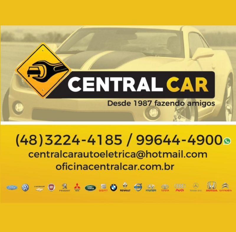 Até 20% de desconto na Central Car.
