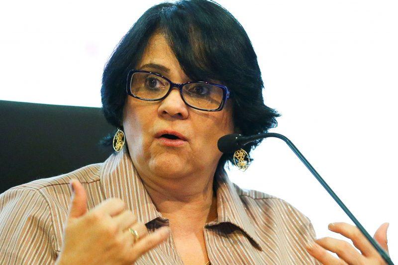 A ministra das Mulheres, Família e Direitos Humanos, Damares Alves, estará em Florianópolis nessa quinta-feira (29). – Marcelo Camargo/Agência Brasil/ND