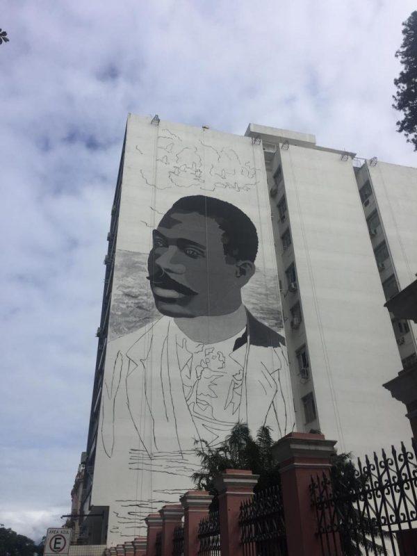 Divulgação - Mural Cruz e Sousa
