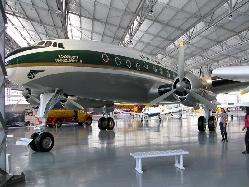 Panair do Brasil: fundada em 1929, foi por muitos anos a principal cia. aérea do Brasil. Em 1965, por conta de uma determinação do governo militar, teve sua licença de voo cassada, sendo fechada. Todas suas rotas foram repassadas para a Varig e Cruzeiro do Sul - Fred Schinke on Visualhunt.com / CC BY-ND - Fred Schinke on Visualhunt.com / CC BY-ND /Garagem 360/ND