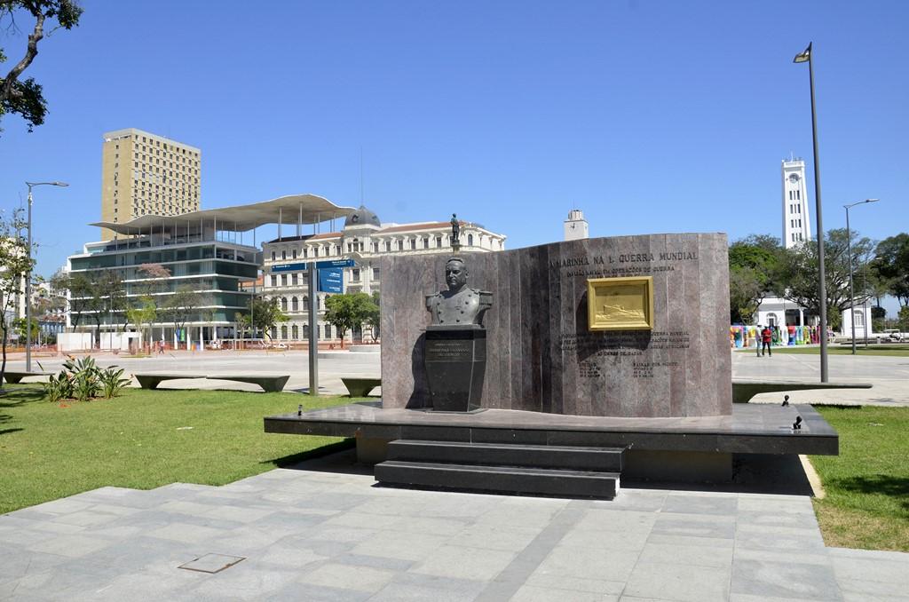 Praça Mauá - Alexandre Macieira/Riotur - Alexandre Macieira/Riotur/Rota de Férias/ND