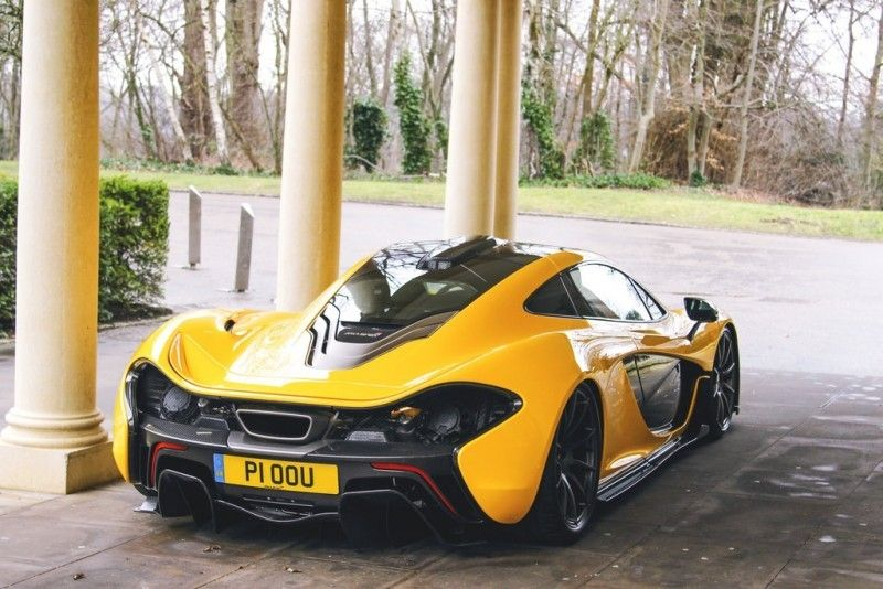 McLaren P1 - Foto: Reece Garside - Foto: Reece Garside /Garagem 360/ND