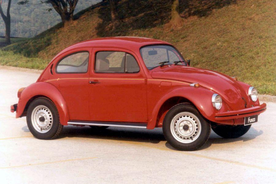 Antes: Volkswagen Sedan / Depois: Volkswagen Fusca - Foto: Divulgação - Foto: Divulgação/Garagem 360/ND