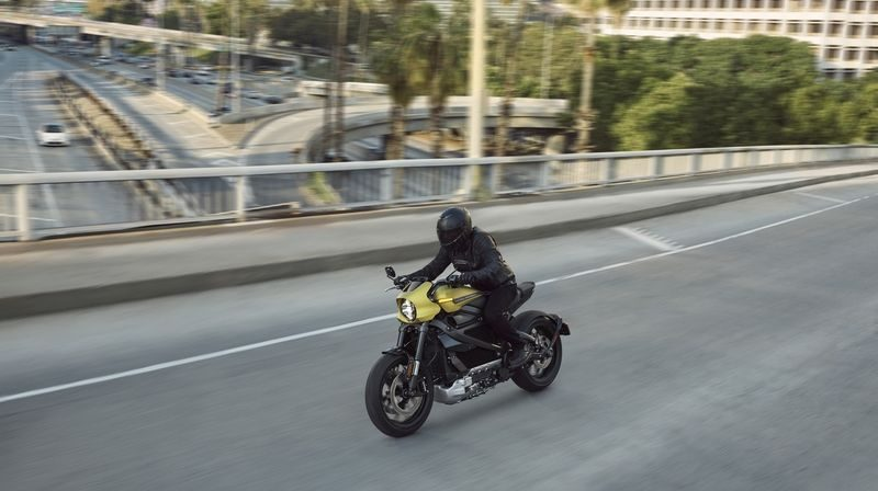 Moto elétrica da Harley-Davidson tem novos detalhes divulgados - Foto: Divulgação