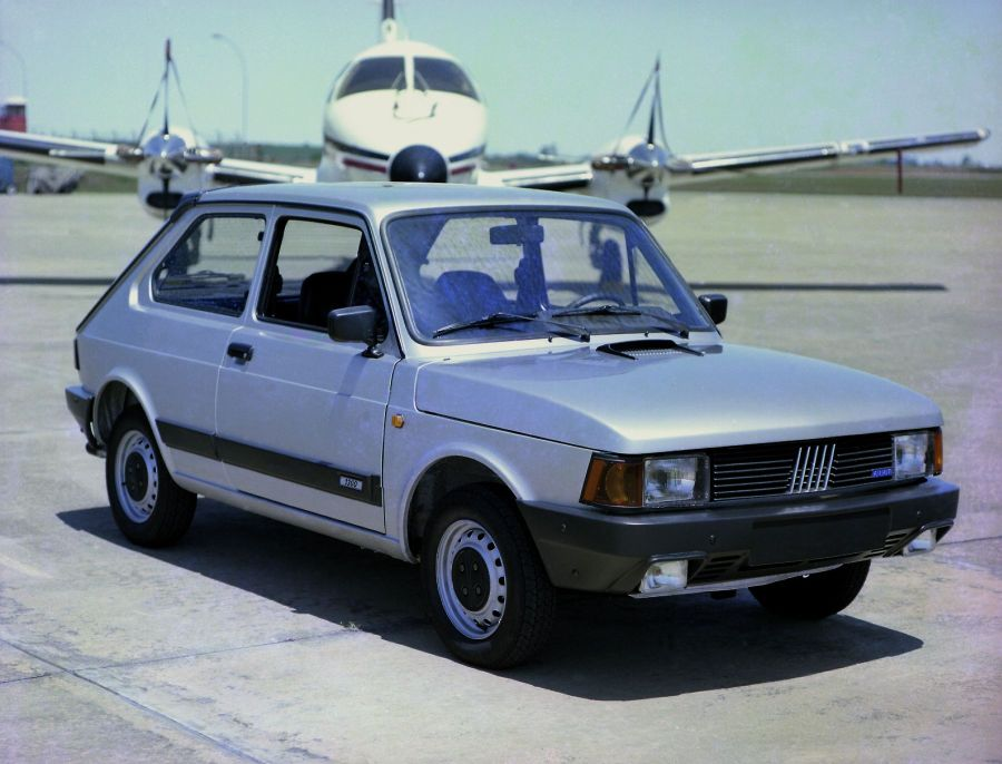 Antes: Fiat 147 / Depois: Fiat Spazio - Foto: Divulgação - Foto: Divulgação/Garagem 360/ND