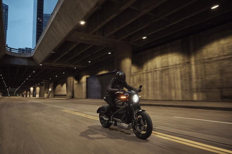 Harley-Davidson LiveWire - Foto: Divulgação - Foto: Divulgação/Garagem 360/ND