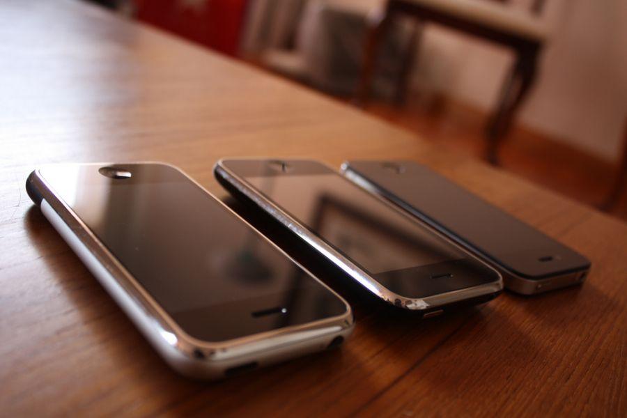 Com o lançamento do iPhone, em 2007, e a consolidação dos modelos atuais de smartphones, praticamente todos os dispositivos atuais reproduzem MP3. Nos últimos tempos, a música por streaming tem se consolidado, substituindo aos poucos o consumo do formato MP3. - Crédito: reticulating via Visualhunt / CC BY-NC-ND/33Giga/ND