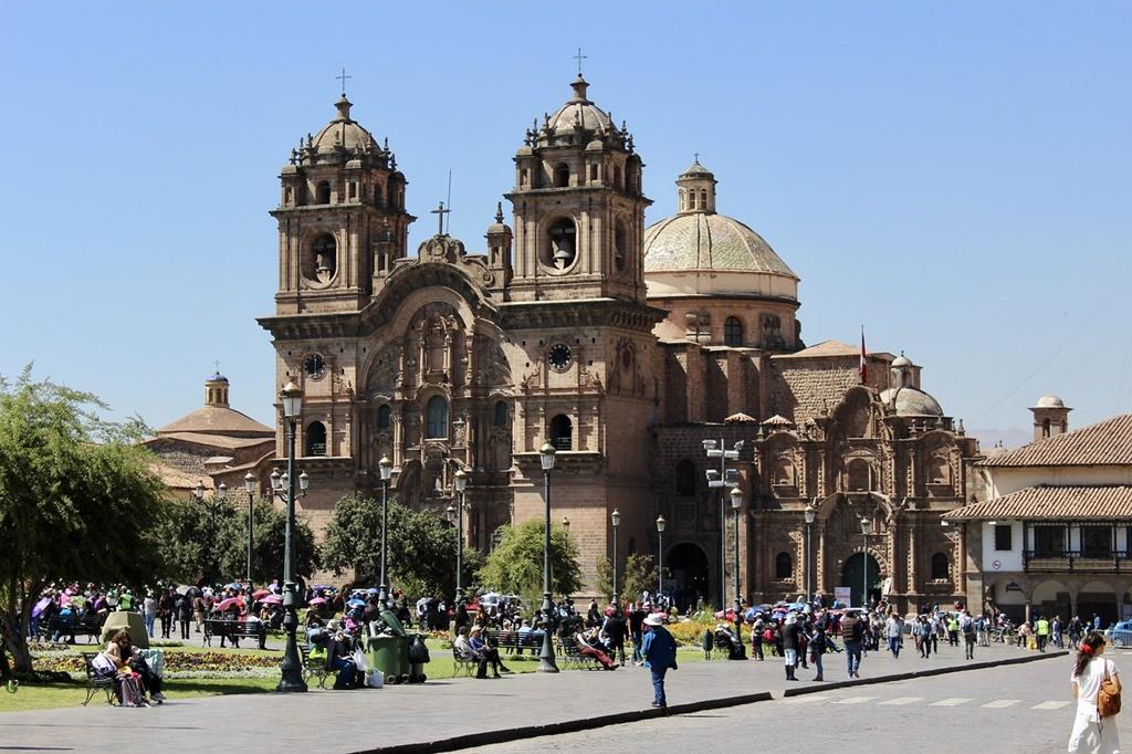 Praça Central de Cusco - Cusco, Peru - Felipe Lopez por Pixabay - Felipe Lopez por Pixabay/Rota de Férias/ND