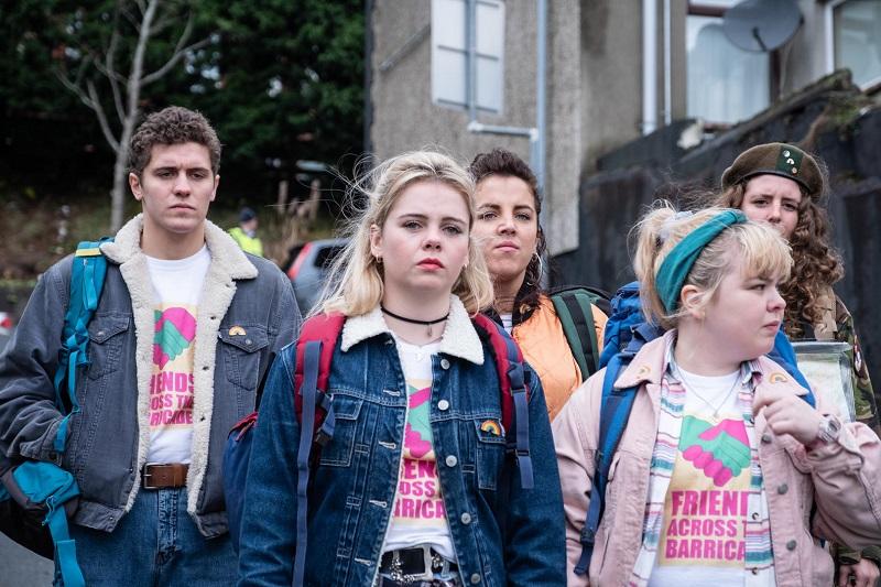 02/08 – Derry Girls (2ª Temporada) - Crédito: Divulgação/33Giga/ND
