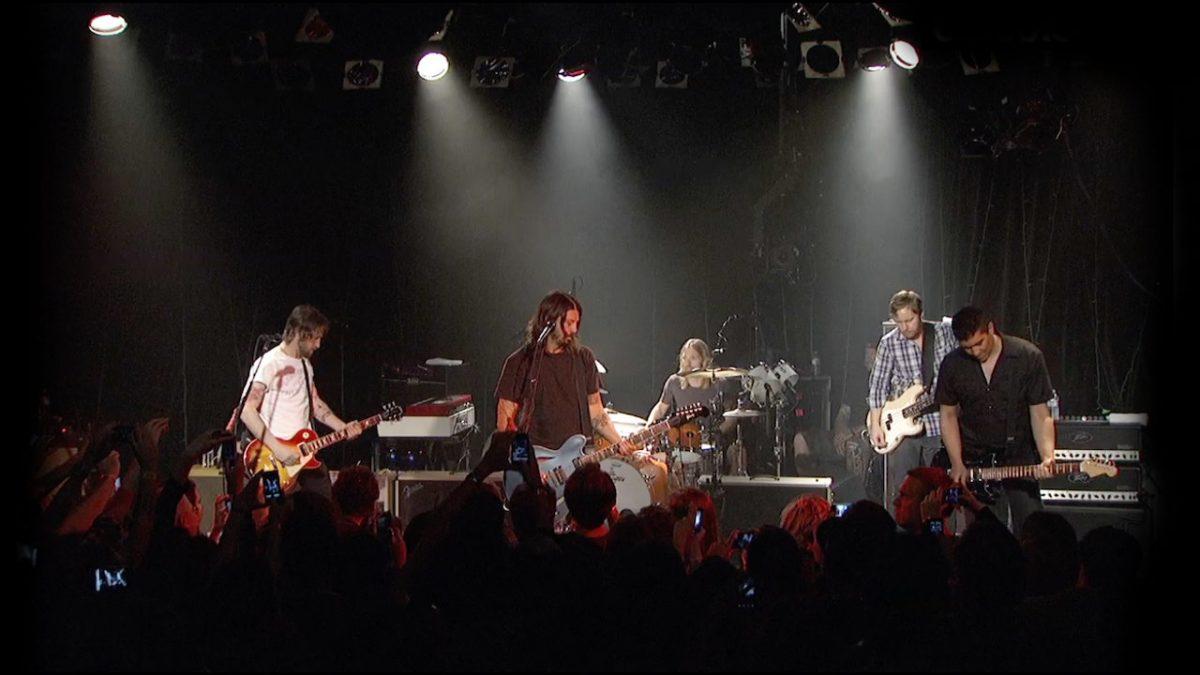 Foo Fighters: Back and Forth (2011) - Crédito: Divulgação/33Giga/ND