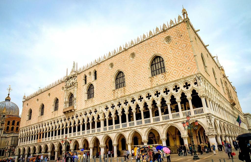 Praça São Marcos - Veneza, Itália - Michelle Maria por Pixabay - Michelle Maria por Pixabay /Rota de Férias/ND