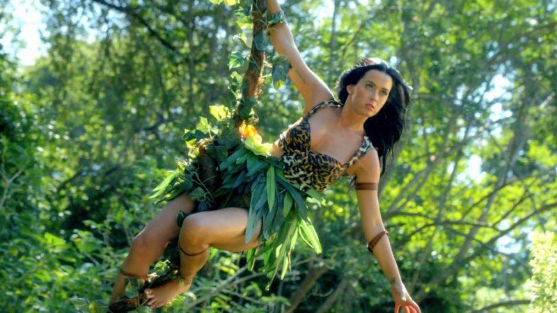 9. Katy Perry – Roar (http://bit.ly/2TB4P7O): 2,76 bilhões de visualizações - Crédito: Reprodução YouTube/33Giga/ND