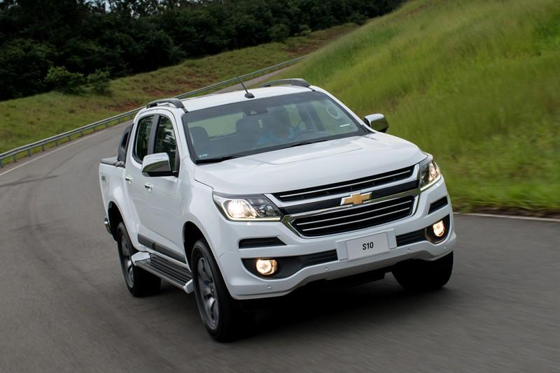 11- Chevrolet S10 2.5 Flex - 200 cv - Foto: Divulgação - Foto: Divulgação/Garagem 360/ND