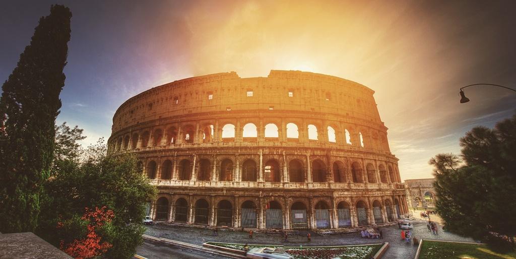 Coliseu - Roma, Itália - Pascal Wiemers por Pixabay - Pascal Wiemers por Pixabay/Rota de Férias/ND