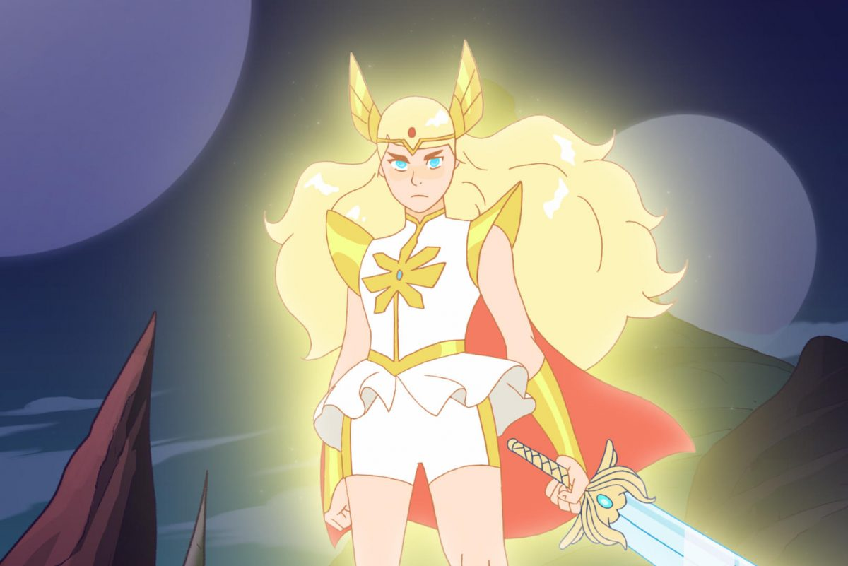 02/08 – She-Ra e as Princesas do Poder (3ª Temporada) - Crédito: Divulgação/33Giga/ND