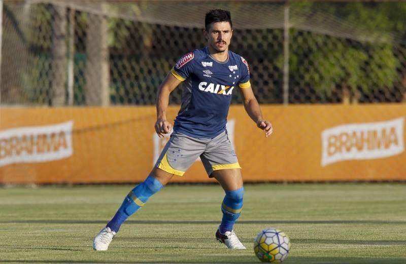 Atacante Willian atuou pelo Cruzeiro de 2013 a 2017 – Facebook/Reprodução