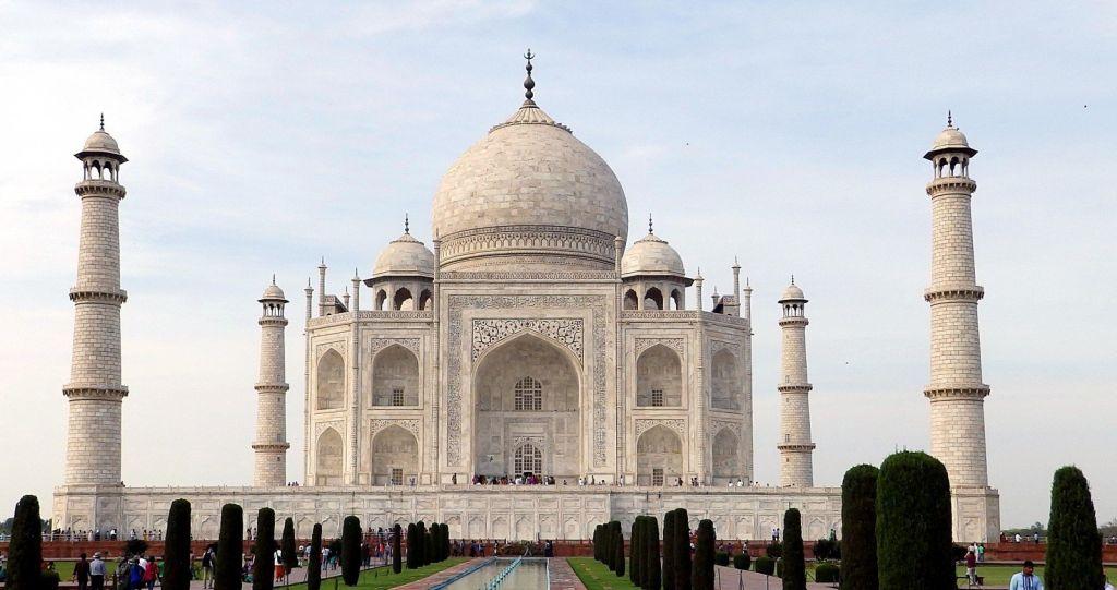 Taj Mahal, Índia - Visual hunt - Visual hunt/Rota de Férias/ND
