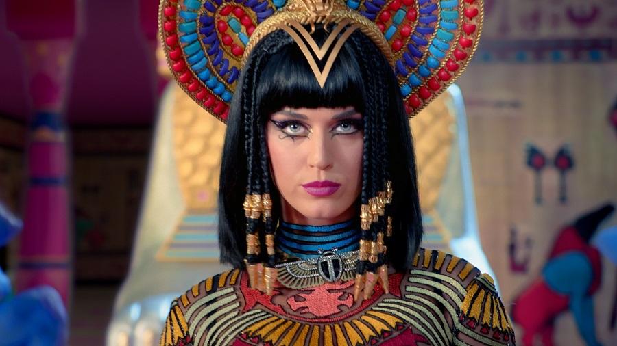 "14. Katy Perry – Dark Horse (<a href=""http://bit.ly/2HwTDBw"">http://bit.ly/2HwTDBw</a>): 2,53 bilhões de visualizações - Crédito: Reprodução YouTube/33Giga/ND"