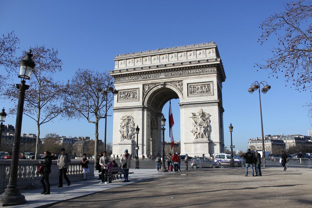 Arco do Triunfo, França - Lelê Breveglieri on VisualHunt / CC BY - Lelê Breveglieri on VisualHunt / CC BY/Rota de Férias/ND