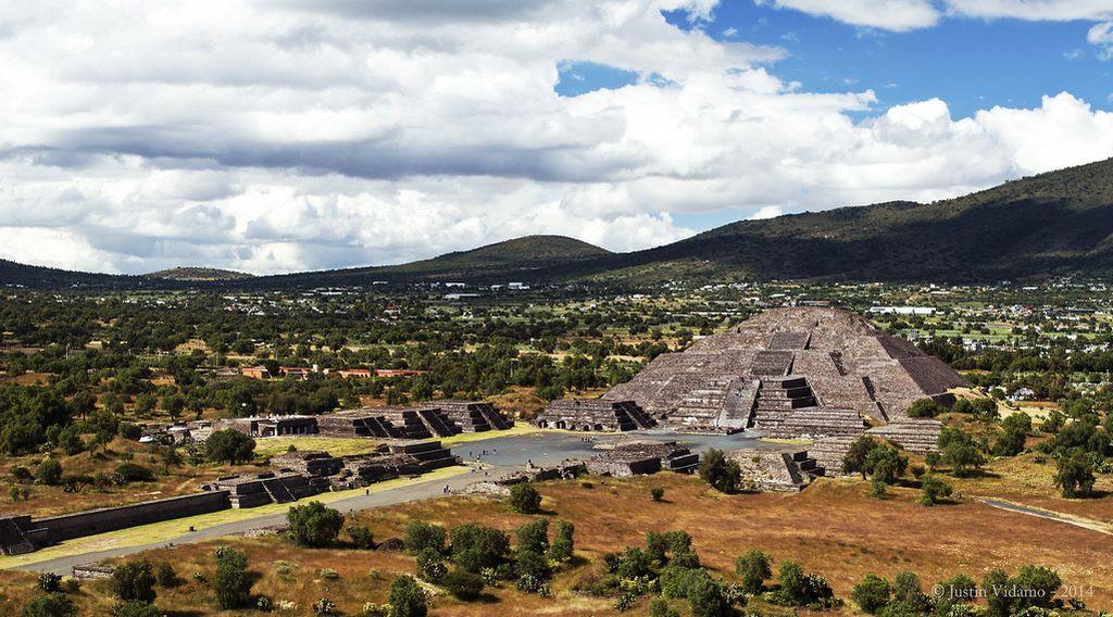 Teotihuacan - justin_vidamo on Visualhunt.com / CC BY - justin_vidamo on Visualhunt.com / CC BY/Rota de Férias/ND