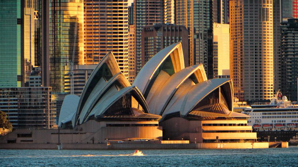 Ópera de Sydney, Austrália - Miradortigre on Visualhunt.com / CC BY-NC - Miradortigre on Visualhunt.com / CC BY-NC/Rota de Férias/ND