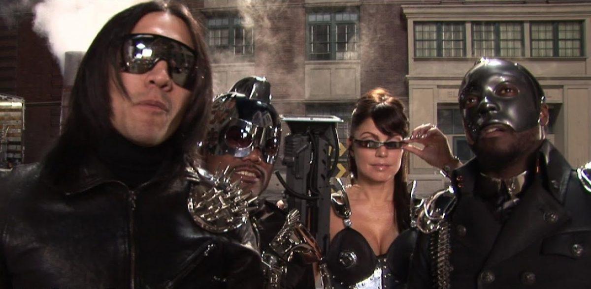 Imma Be Rocking That Body – Black Eyed Peas (2010): http://bit.ly/2Nmnotn - Crédito: Reprodução YouTube/33Giga/ND