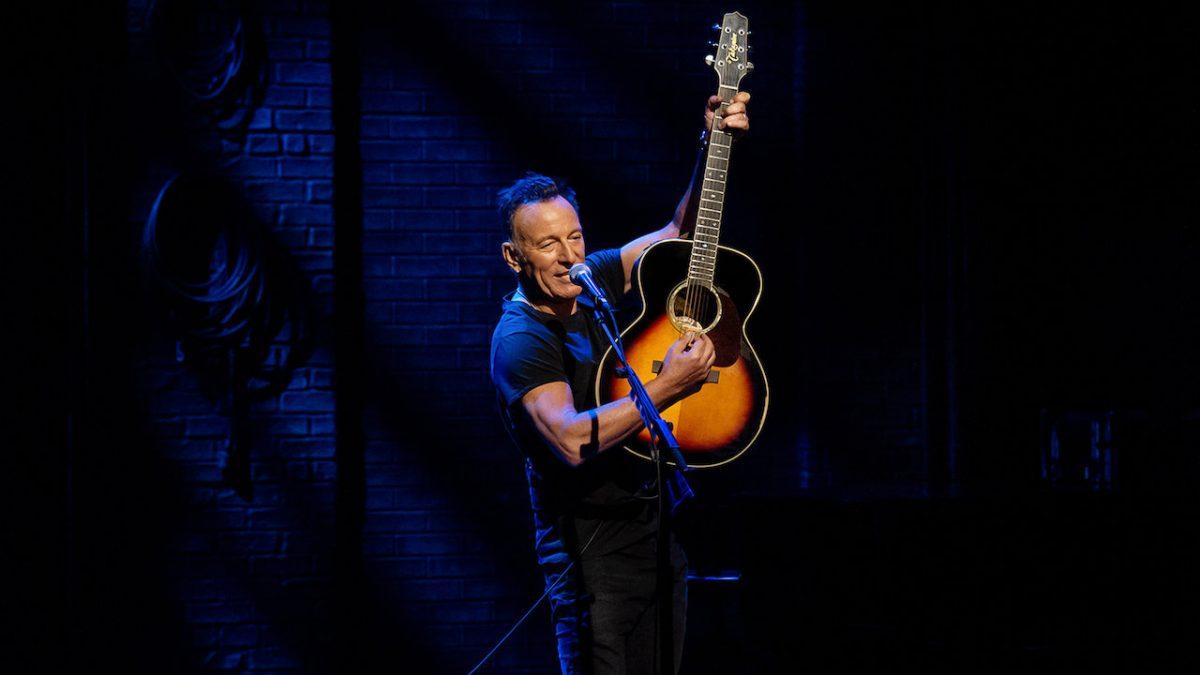 Springsteen on Broadway (2018) - Crédito: Divulgação/33Giga/ND