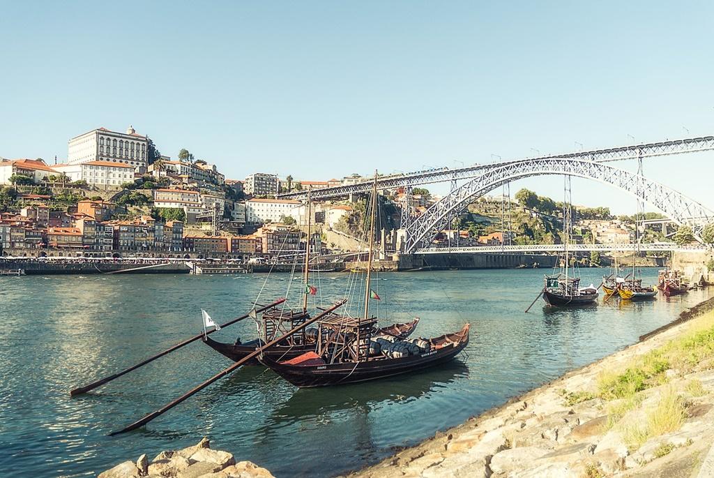 9- Rio Douro - Porto, Portugal - Nuno Lopes por Pixabay - Nuno Lopes por Pixabay/Rota de Férias/ND