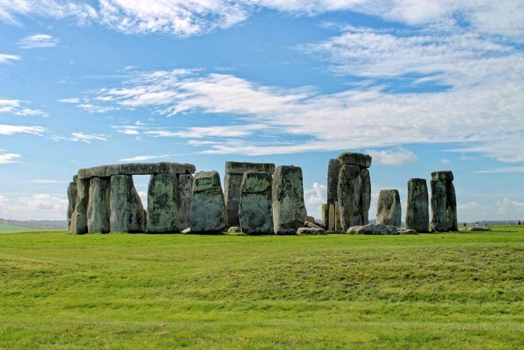 Stonehenge, Inglaterra - Visualhunt.com - Visualhunt.com/Rota de Férias/ND