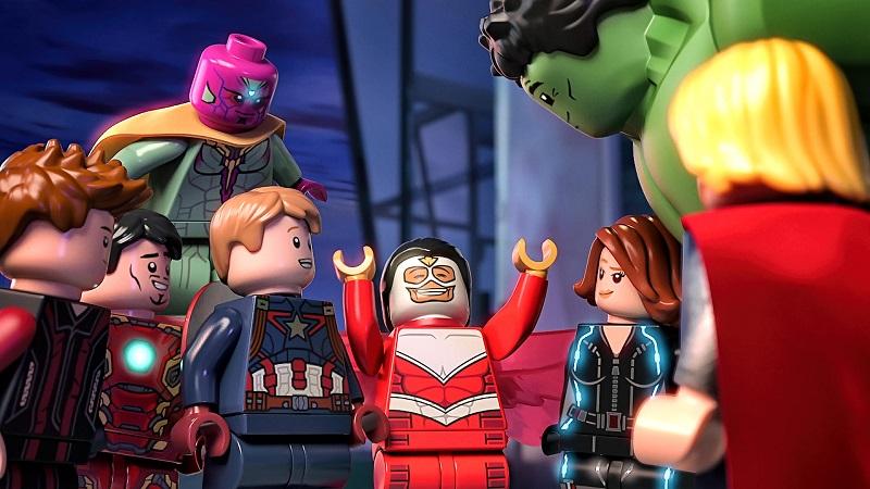 05/08 – LEGO Marvel Super Heroes: Vingadores Reunidos! (2015) - Crédito: Divulgação/33Giga/ND