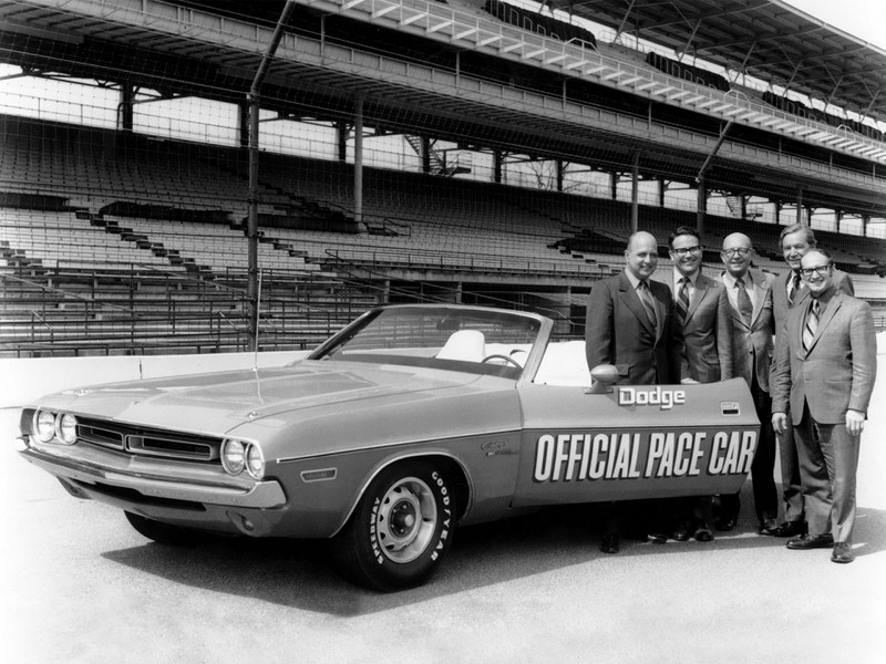 Em 1971, foi a vez do Dodge Challenger - Foto: Divulgação - Foto: Divulgação/Garagem 360/ND