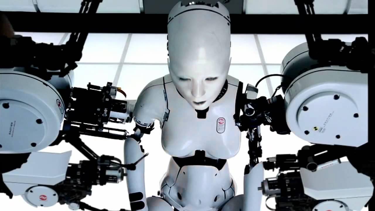 All is Full of Love – Björk (1997): http://bit.ly/2XfUvyE - Crédito: Reprodução YouTube/33Giga/ND