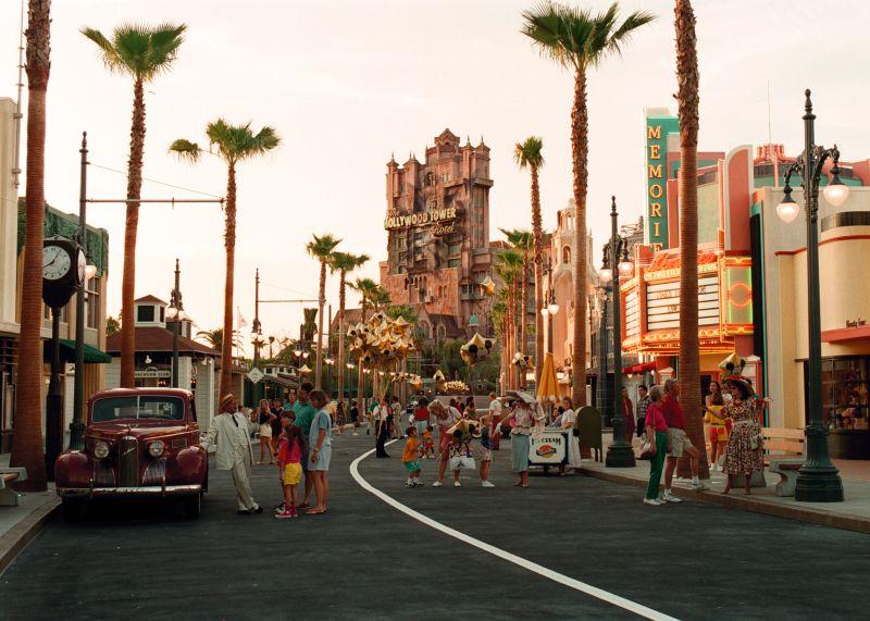 O Disney's Hollywood Studios conta com atrações mais