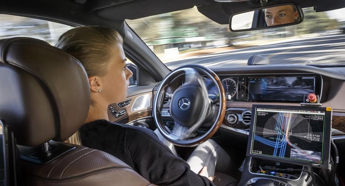 Mercedes-Benz S 500 Intelligente Drive - Foto: Divulgação - Foto: Divulgação/Garagem 360/ND