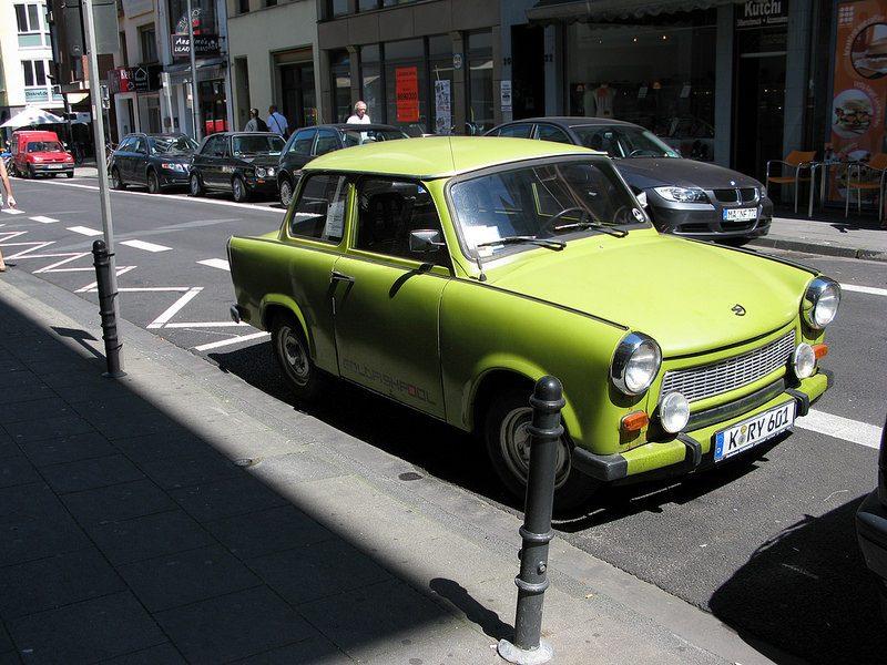 Relembre o Trabant, carro símbolo da Alemanha Oriental - Foto: photobeppus via VisualHunt / CC BY-SA