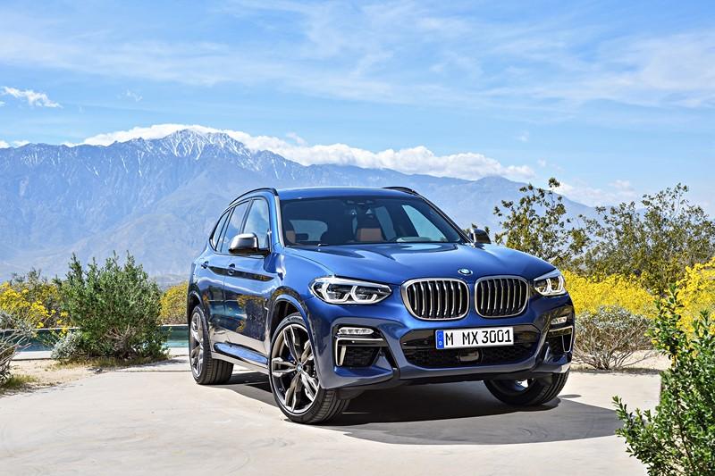 2- BMW X3 M40i - 360 cv - Foto: Divulgação - Foto: Divulgação/Garagem 360/ND
