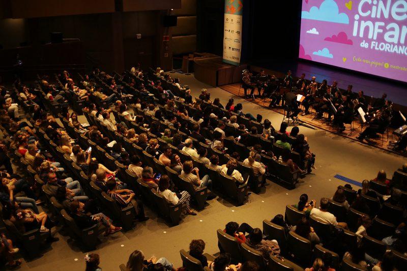 Edição da Mostra de Cinema Infantil deve superar a marca de 10 mil espectadores – Divulgação/ND