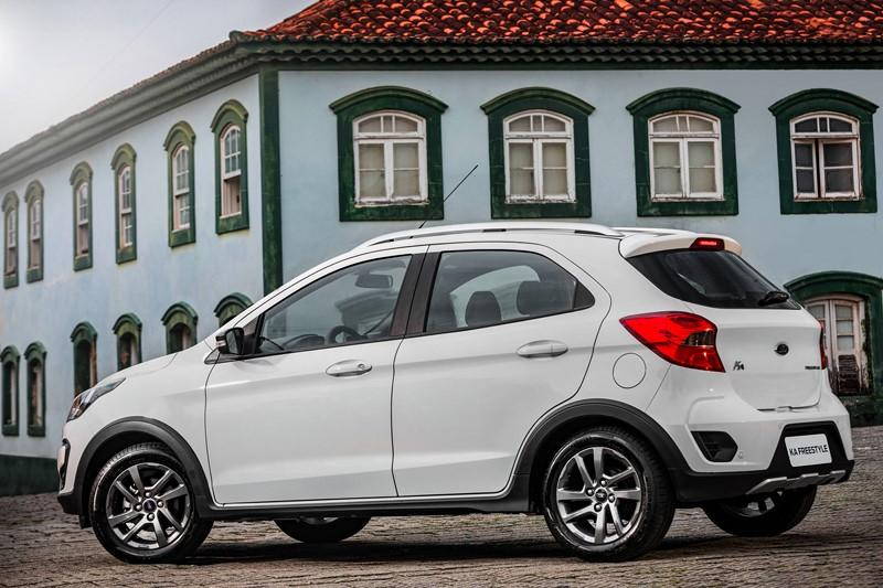 3º- Ford Ka: 50.647 unidades - Foto: Divulgação - Foto: Divulgação/Garagem 360/ND