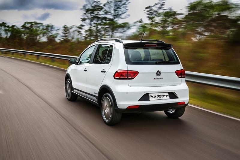3- Volkswagen Fox acima de 1.0: carros expostos: 115.116,51; sinistros: 1.083; índice de roubos/furtos: 0,941% - Foto: Divulgação - Foto: Divulgação/Garagem 360/ND