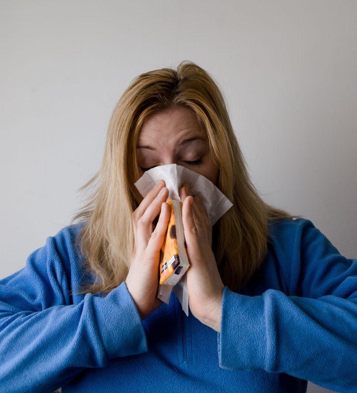 Baixas temperaturas interferem no funcionamento normal do nariz – Foto: Pixabay/ND