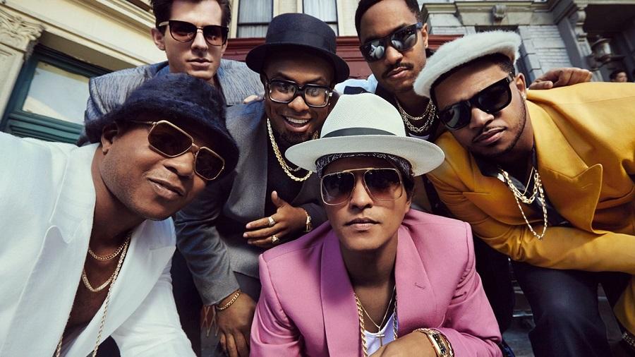 5. Mark Ronson feat. Bruno Mars – Uptown Funk (http://bit.ly/2NX2UnP) : 3,4 bilhões de visualizações - Crédito: Reprodução YouTube/33Giga/ND