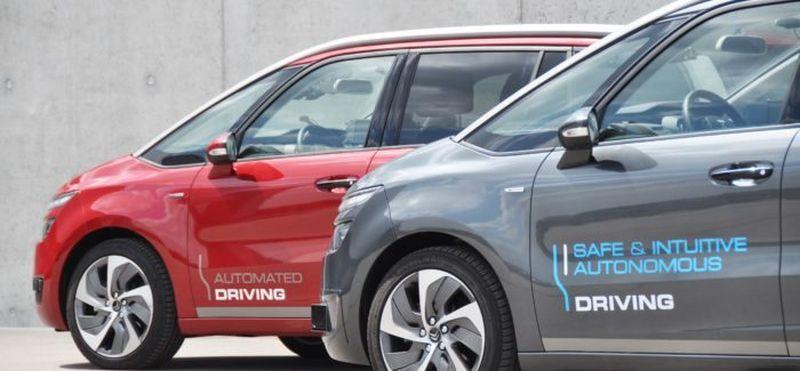 O Grupo PSA (Peugeot Citroën) testa carros autônomos na Europa - Foto: Divulgação - Foto: Divulgação/Garagem 360/ND
