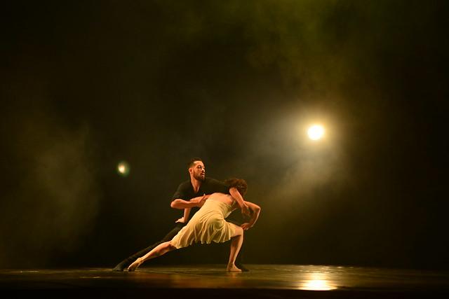 """""""O Desalento da Rosa"""", Pariz Arte em Dança: 2º Lugar Jazz Duo Sênior - NILSON BASTIAN/ND"""