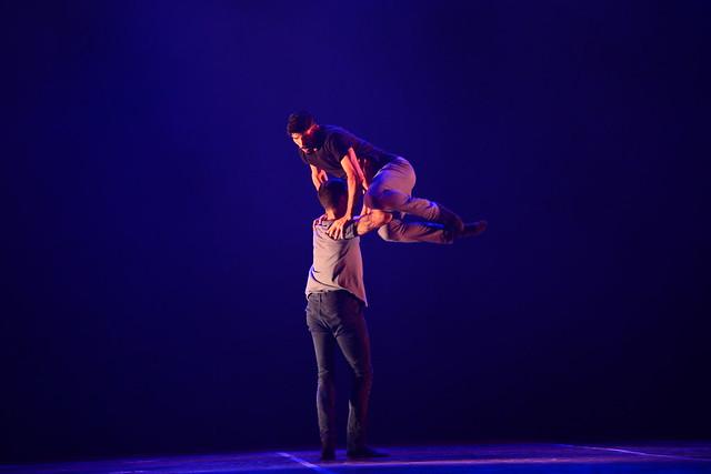 """""""Enquanto eu estiver..."""", Cia de Dança de Cubatão: 3º Lugar Jazz Duo Sênior - Nilson Batista / Festival de Dança / Divulgação"""