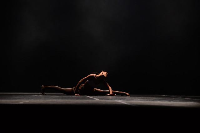 """""""Nada Além de Mim"""", Grupo de Dança Kaiorra: 2º Lugar Jazz Solo Feminino Sênior - Nilson Bastian / Festival de Dança / Divulgação"""